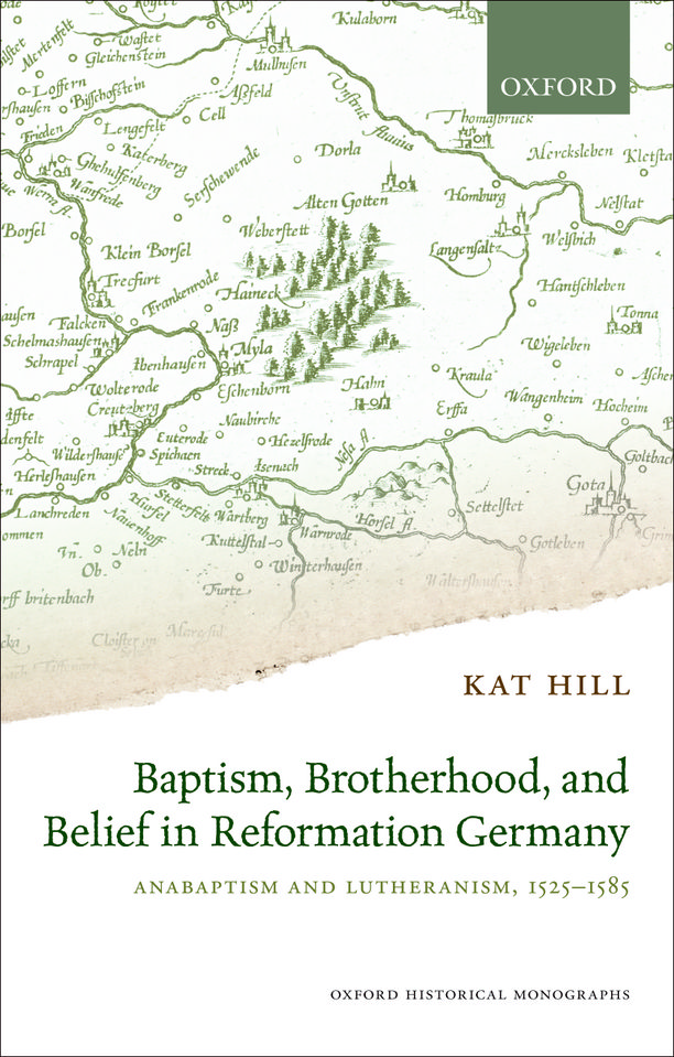 c7800e8df0d09 BAPTISM, BROTHERHOOD, AND BELIEF IN REFORMATION GERMANY - PDF