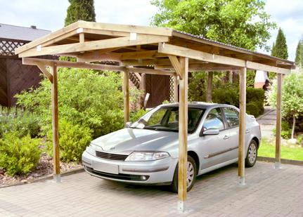 carports sortiment flachdach carports satteldach carports dachbegr nung pdf. Black Bedroom Furniture Sets. Home Design Ideas