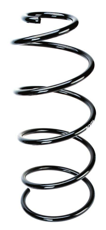 GRAND MODUS Front coil spring RH3033 1.6L Fit with RENAULT MODUS
