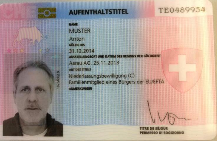 ANNEX 23 SPECIMEN OF RESIDENCE PERMITS ISSUED BY MEMBER STATES: PART ...