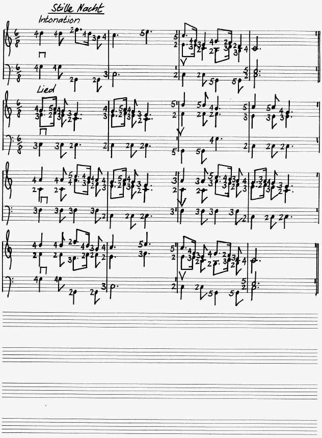 Oh Tannenbaum Blockflöte.Traditional Carols For Bandoneon Fingered For A 142 Voice Bandoneon