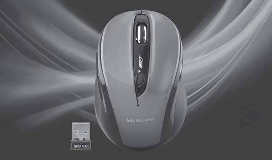 2014 New Eco 2000DPI Solar Wireless Optical Mouse 2.4Ghz