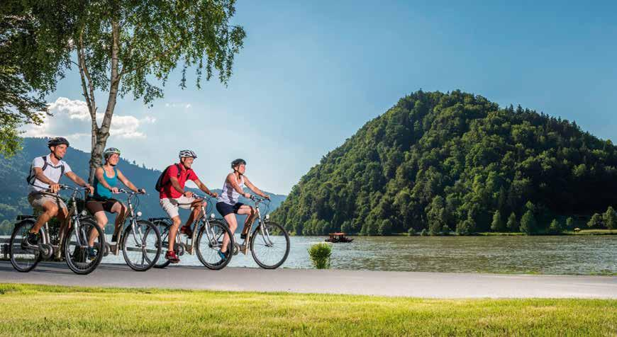 71a6a41e862 DANUBE CYCLE PATH FROM PASSAU TO BRATISLAVA PDF