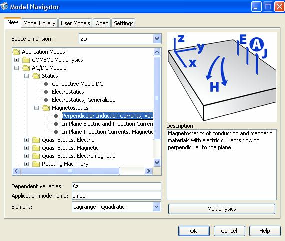 Comsol Conference Hannover Design of a High Field Gradient