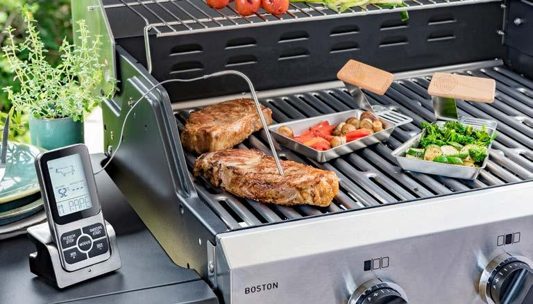 Aldi Gasgrill Boston 2017 : Hofer bbq boston k turbo gasgriller im angebot