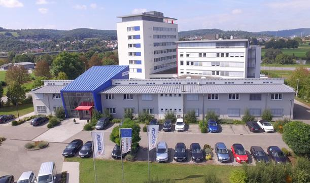 DIE MES-EXPERTEN MPDV mit Sitz in Mosbach entwickelt modulare Manufacturing Execution Systeme (MES).